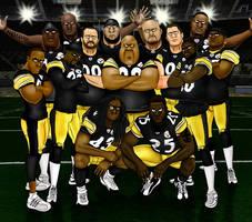 Steelers by gorbit