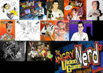 the many versions of the avgn by antivenom907
