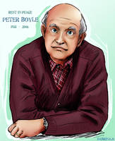 Tribute to Peter Boyle by Sabtastic