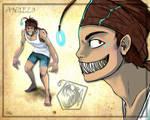 Angelo Anglerfish by Sabtastic