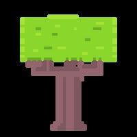 Pixel Tree 3 by CaptainToog
