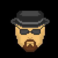 Heisenberg - Breaking Bad fanart by CaptainToog