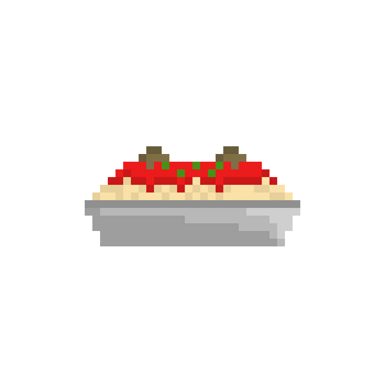 Pixel Spaghetti by CaptainToog