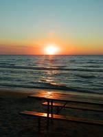 The Sunset Seat by NSkye