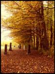 Autumn Rest by spell-bound170