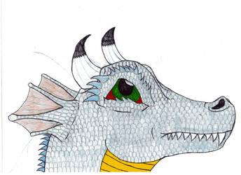 Good Dragon by drunkteddyrampage