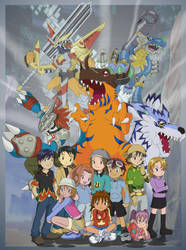Digimon 2.5 'Adventure 03' by CherrygirlUK19