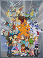Digimon 2.5 'Adventure 03' by CherrygirlUK19