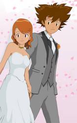 Happy Wedding Day by CherrygirlUK19