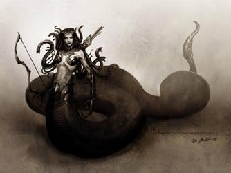 Medusa by JSMarantz