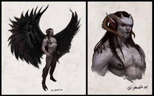 Without Sin Demon by JSMarantz