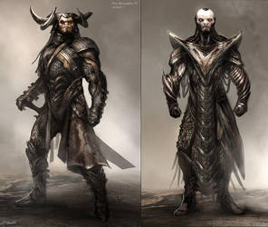 Thor 2 Marauders  3 by JSMarantz