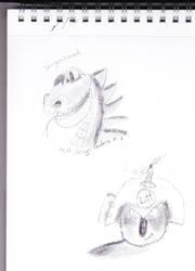 Dragonheadanddarthhamster by andersml