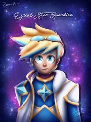 Star Guardian Ezreal by Zeaott226