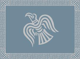Flag of United Kingdom of Vikings by CoralArts