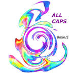 ALL CAPS - CD Face by IceSalt