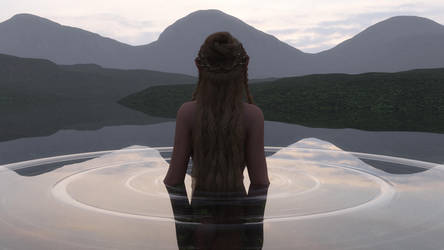 Bath of the Wild by Janus3003