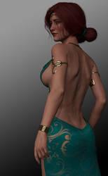Triss's Back, Yo by Janus3003