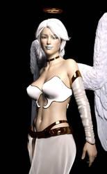 Aude - Clothed by Janus3003