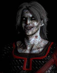Dark Link Portrait by Janus3003