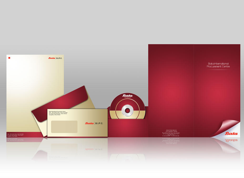 BIPC Corporate Stationery by cooluani