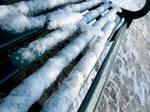 frozen bench by glasschild