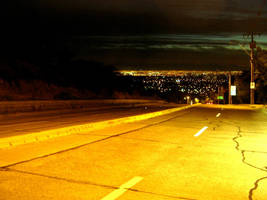 night lights by glasschild