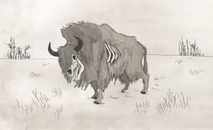 Buffalo Ghost by CindarellaPop