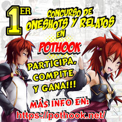 Primer Concurso de Oneshots y Relatos Pothook by pothook