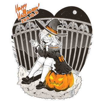Halloween 2018 by luiginafan