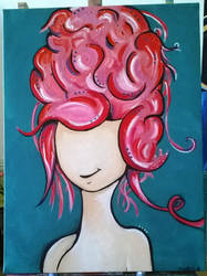 Miss Valerian by MarieRavioli
