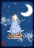 ramadan kareem by hanabi90