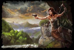 Tomb Raider Reborn Contest by Murilo-Araujo