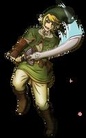 Link - Twilight princess version by namidame