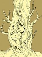 Little Tree by platinapastern