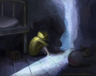 Fears - Little Nightmares by DreamyNatalie