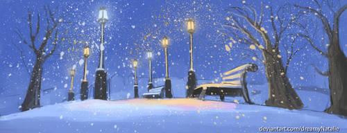 Winter by DreamyNatalie