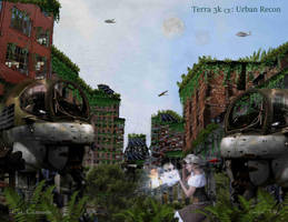 Terra 3rd Millennium: Urban Recce by Can-Cat