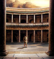 The arena of life by Hiostamino