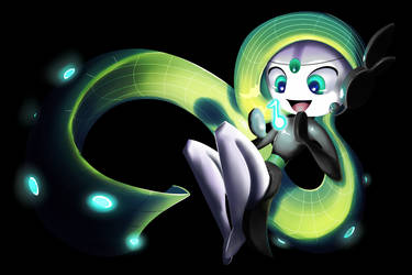 Meloetta - Generic Title Involving Music by TheBoogie