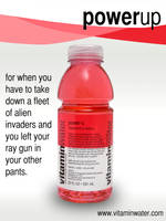 vitamin water ad 1 by 2K00L4U