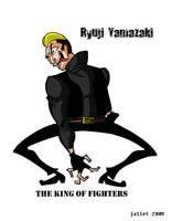 Ryuji Yamazaki by jaliet