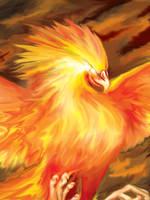 Phoenix by cumalee