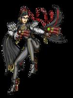 Bayonetta Fan Art by HarlandGirl