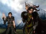 Asha'bellanar's Apprentice by firefly-wp