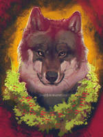 Canis Lupus by TimelordLoki