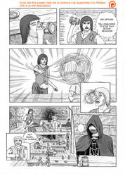 Chapter 1: Birth of Hope - Page 19 by vhfm