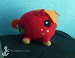 Big Macintosh Blob - FOR SALE $18 by Kimmorz