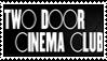 Two Door Cinema Club Stamp by streetlight-manifest