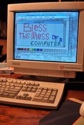 My Windows 3.1 PC by BellaCielo